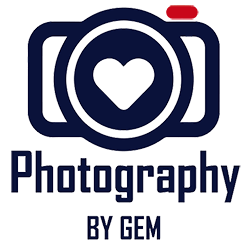 Photography by Gem logo