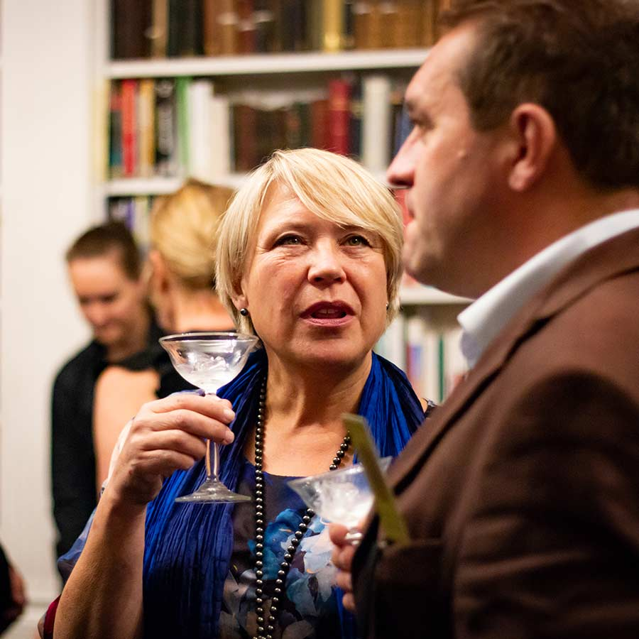 Event photography of Chimes Vermouth launch