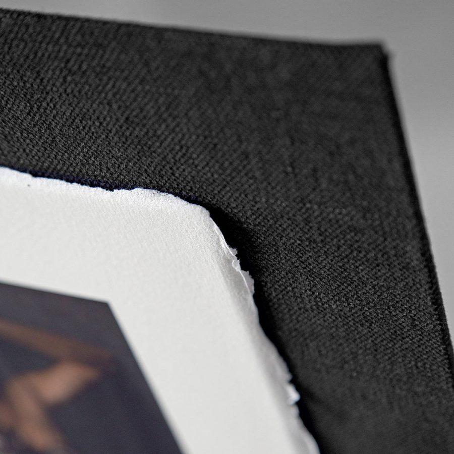 Close up of the Amalfi frame