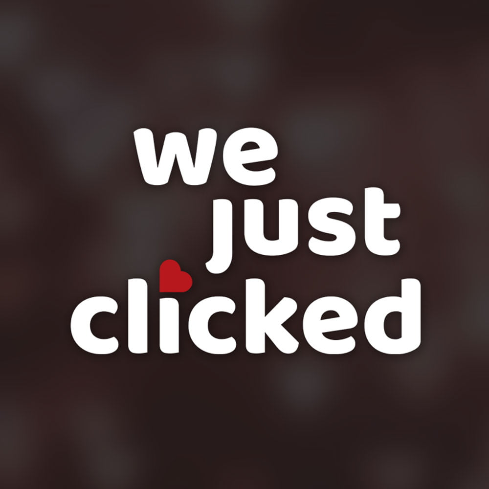 We Just Clicked logo